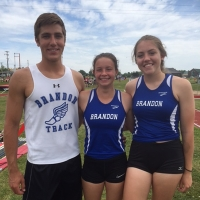 Track Stars Earn All-State Honors